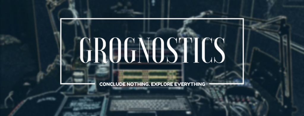 Grognostics - Where craft beer meets the unexplained