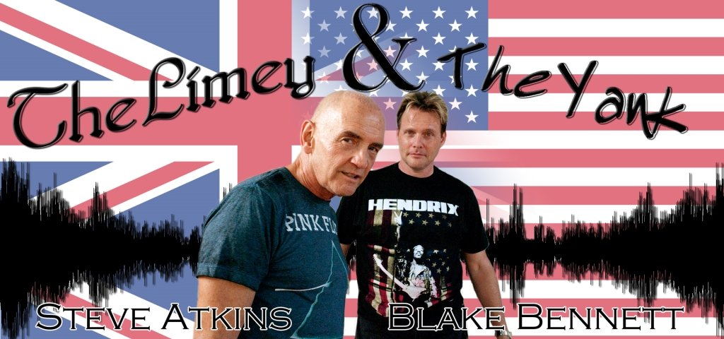 Classic Rock Battles - The Limey & the Yank