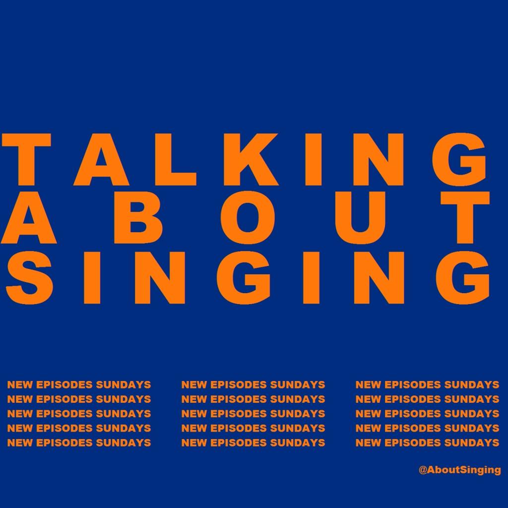 Talking About Singing