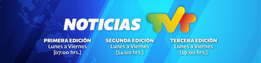 Noticias TVT, Tercera Edición