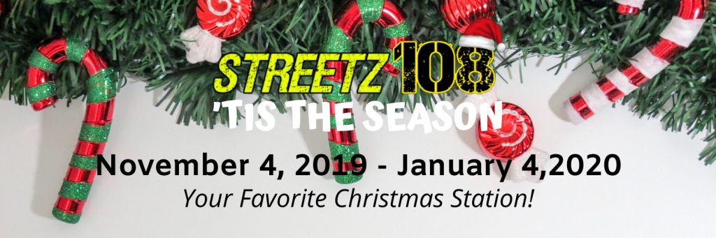 Streetz 108 Christmas Music