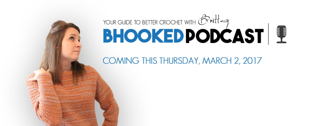 The BHooked Podcast for Crochet & Knitting Enthusiasts