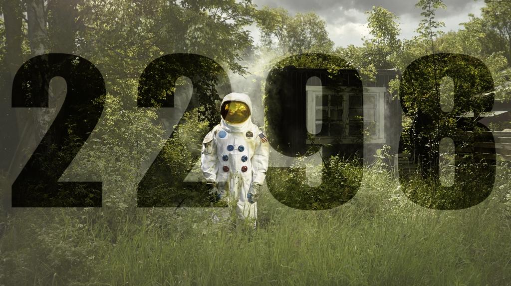 2298 - A Dystopian Fantasy