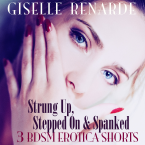 https://tunein.com/radio/Strung-Up-Stepped-On-and-Spanked---3-BDSM-Erotica-Shorts-p1056781/