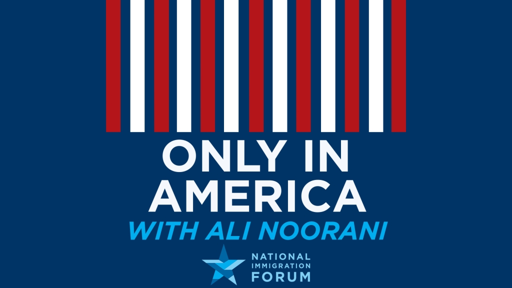 Only in America with Ali Noorani