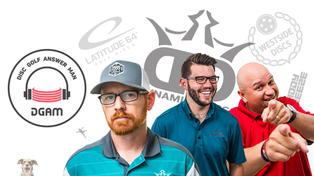 Disc Golf Audio