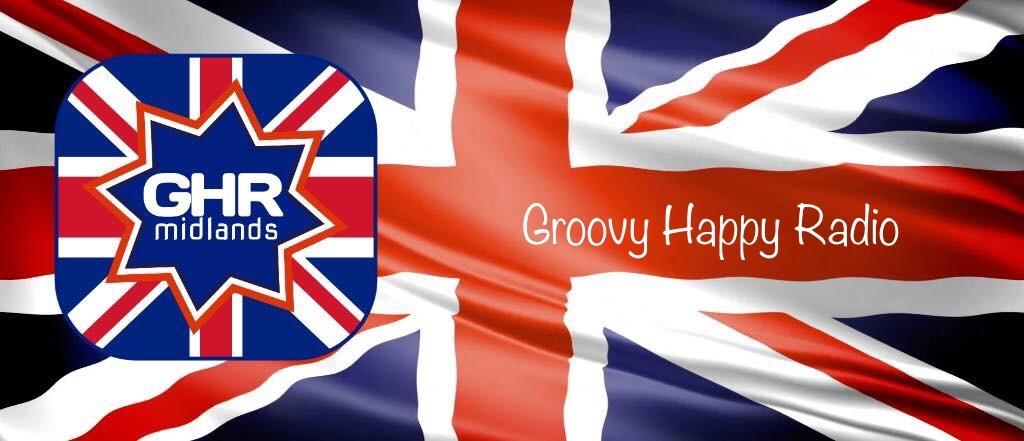 Groovy Happy Radio - GHR Midlands UK