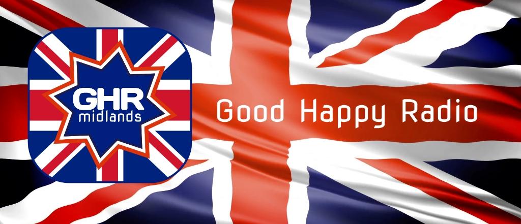 Groovy Happy Radio Midlands UK