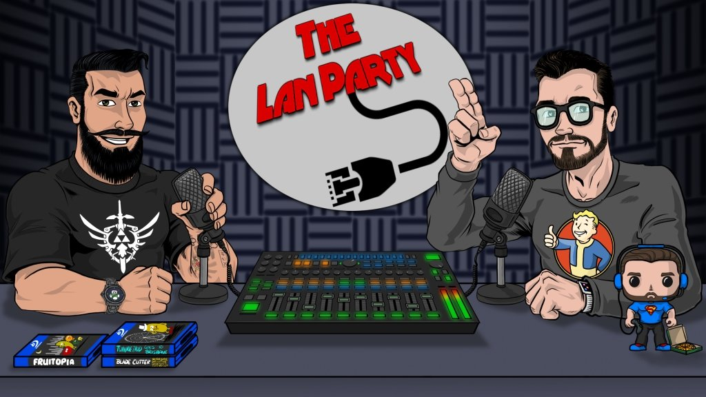 The Lan Party Talk Show