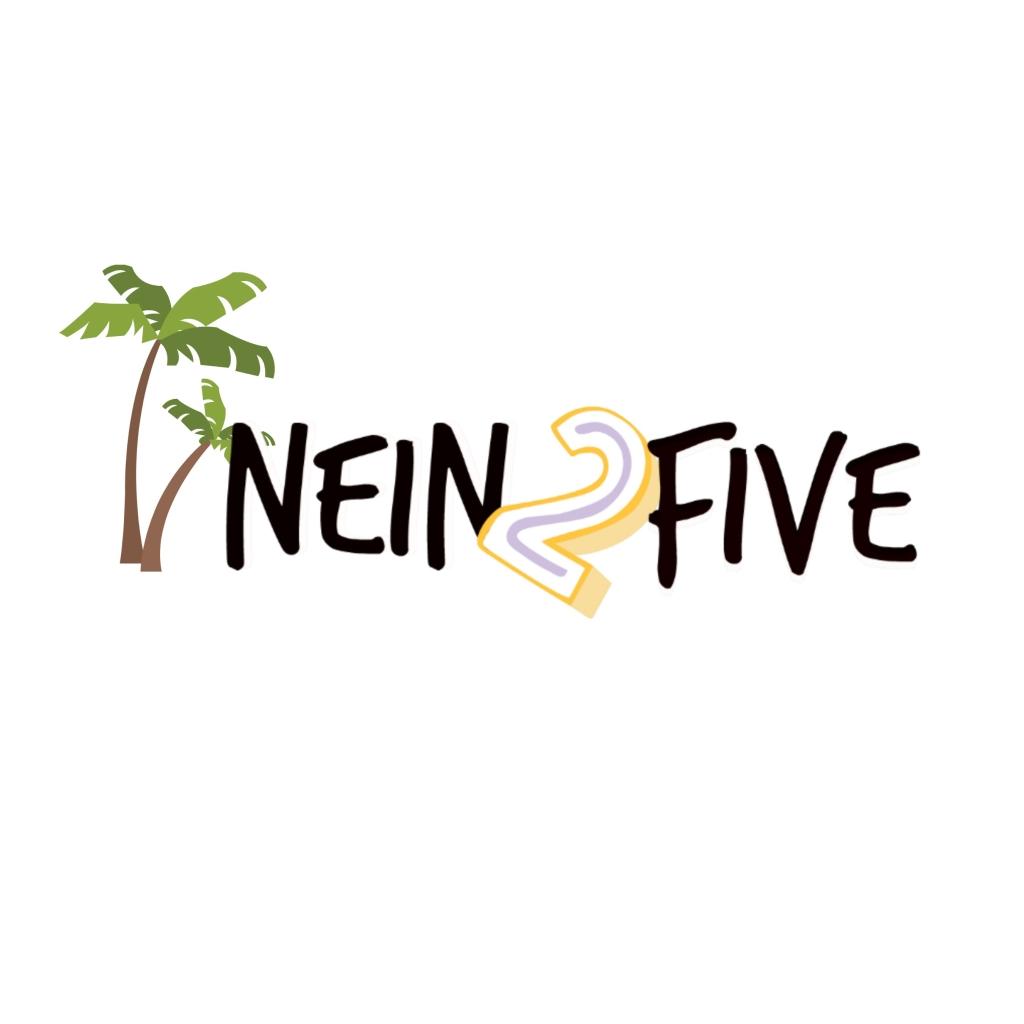 Nein2Five-Podcast über Nebeneinkommen, Geschäftsideen und digitales Marketing