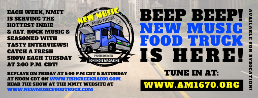 The New Music Food Truck