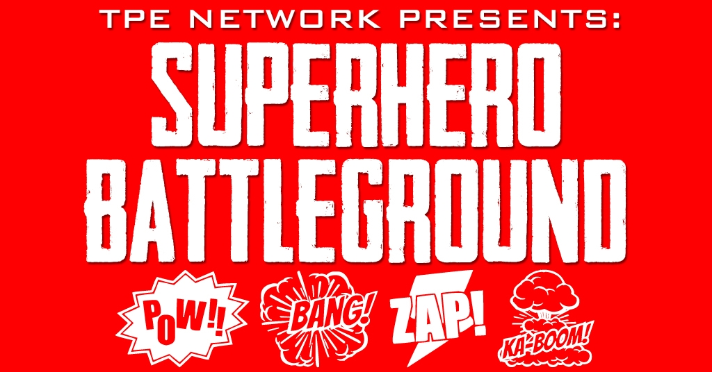 Superhero Battleground
