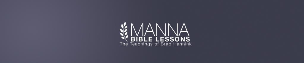 Manna - With Brad Hannink