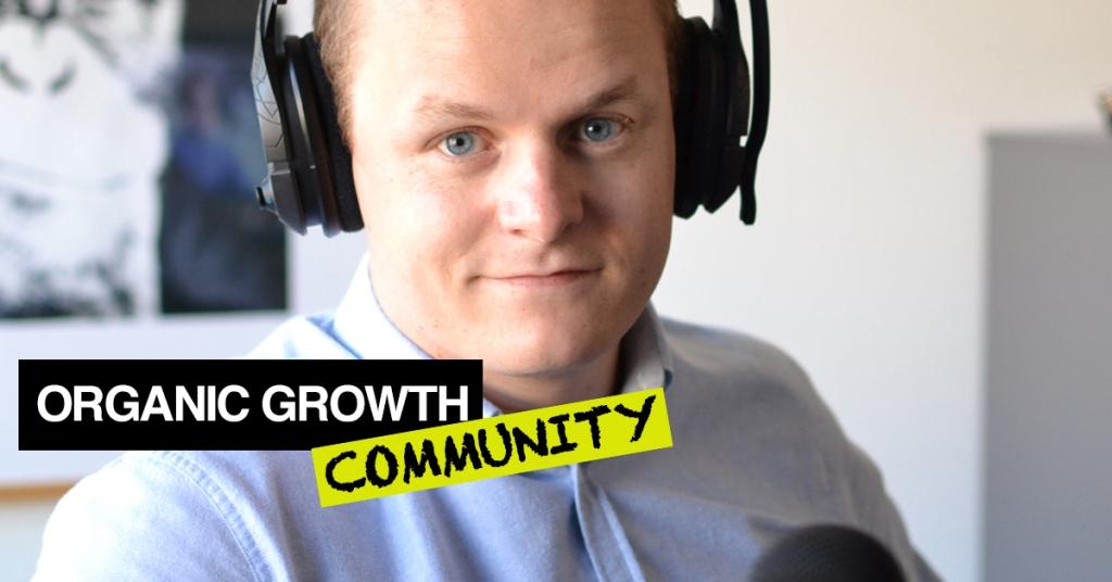 Organisk Vækst - SEO & Content Marketing Podcast