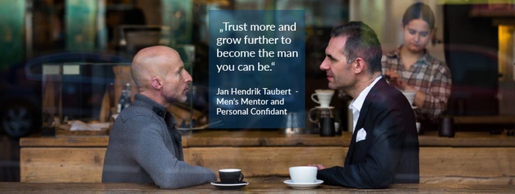 Men's Mentors Morning - Dr. Jan Hendrik Taubert