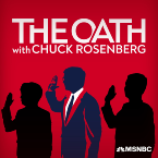 The Oath with Chuck Rosenberg-logo