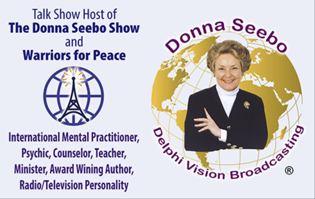 The Donna Seebo Show' and 'Warriors For Peace