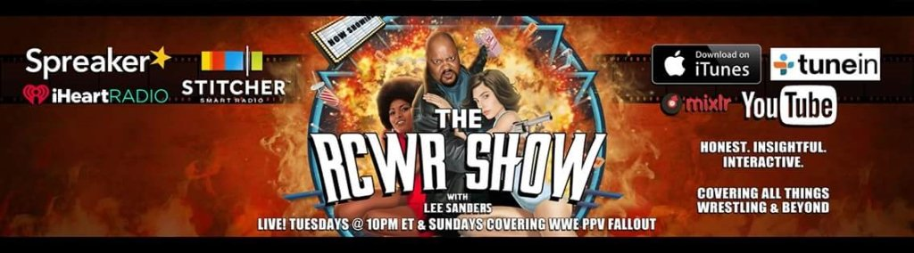 The RCWR Show with Lee Sanders