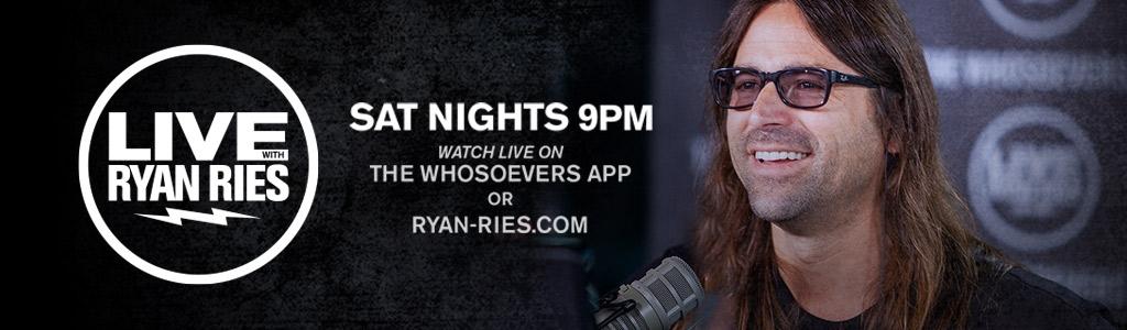 Live with Ryan Ries (Audio)