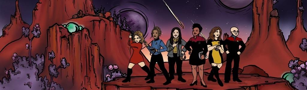 Women at Warp: A Roddenberry Star Trek Podcast