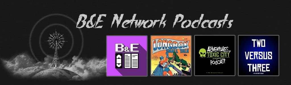 B-Movies and E-Books Podcast