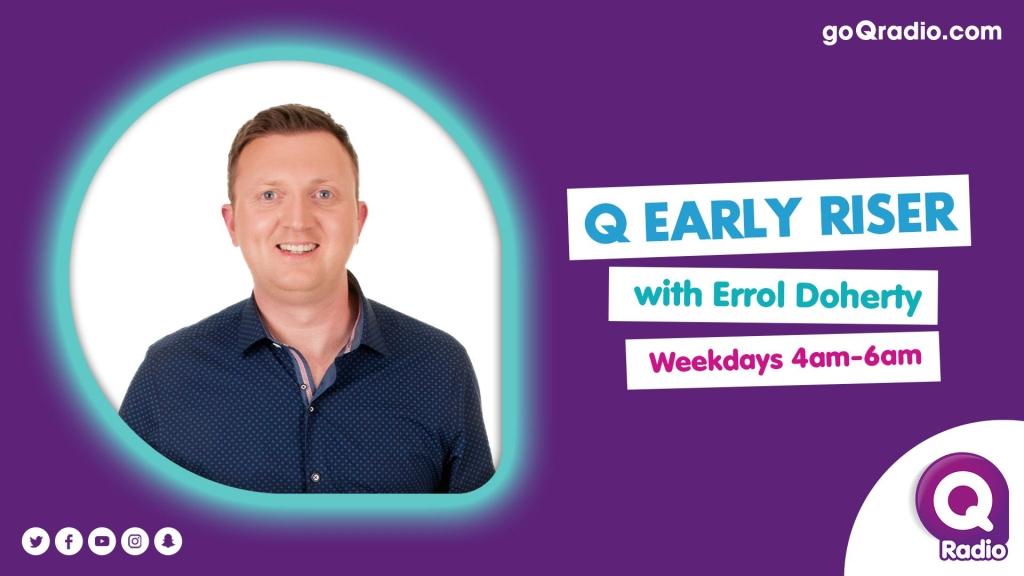 Q Radio Early Riser