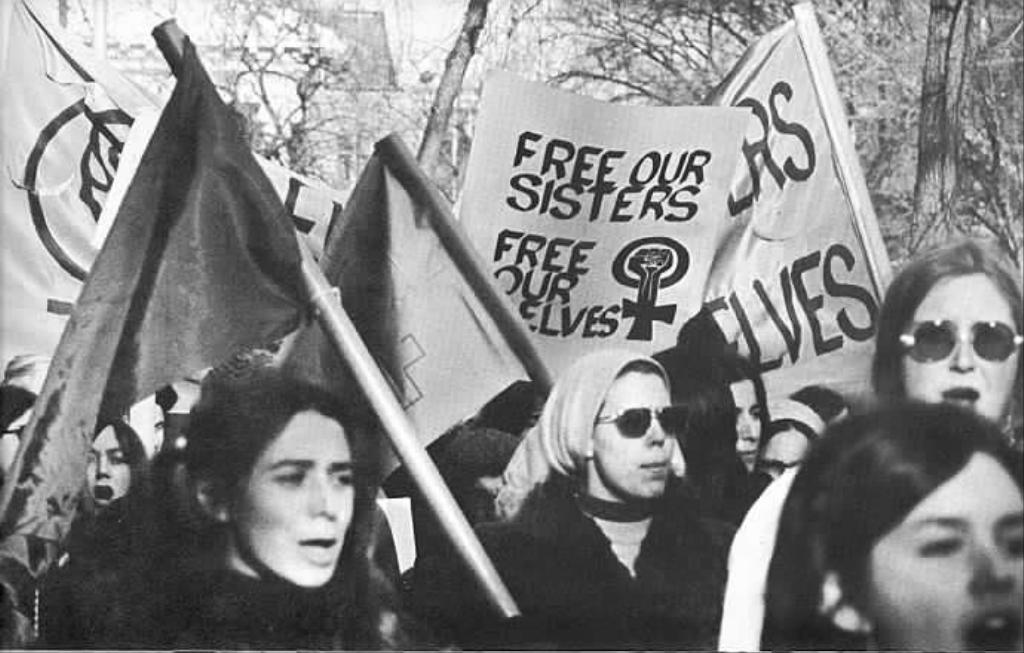 Women's Liberation Radio News