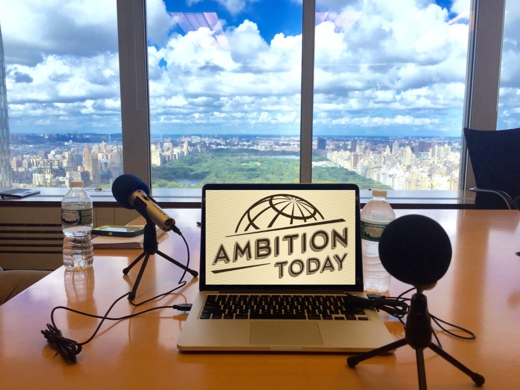 Ambition Today, Startup Stories with Kevin Siskar
