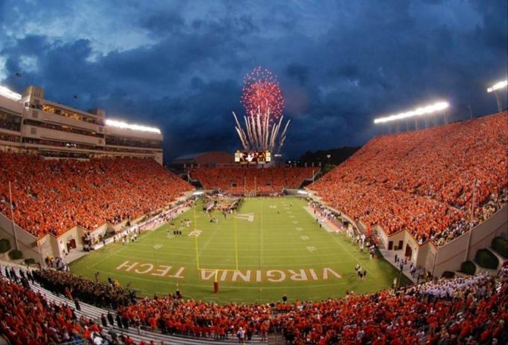 Virginia Tech IMG Sports Network On-Demand
