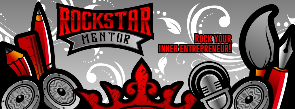 Rockstar Mentor Show | Be an entrepreneur with your art business | Marketing brand strategies and interviews with Sonya Paz