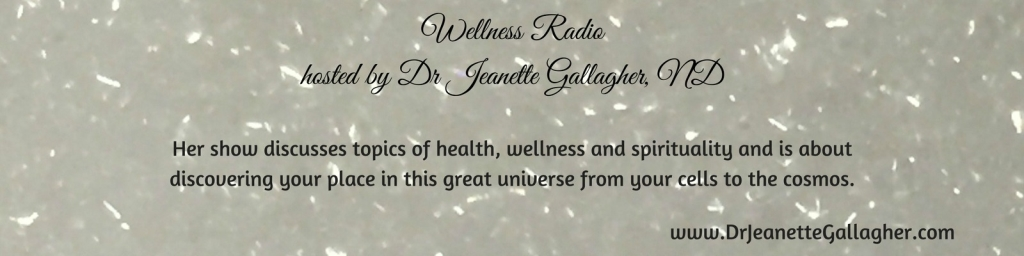 Wellness Radio with Dr. J