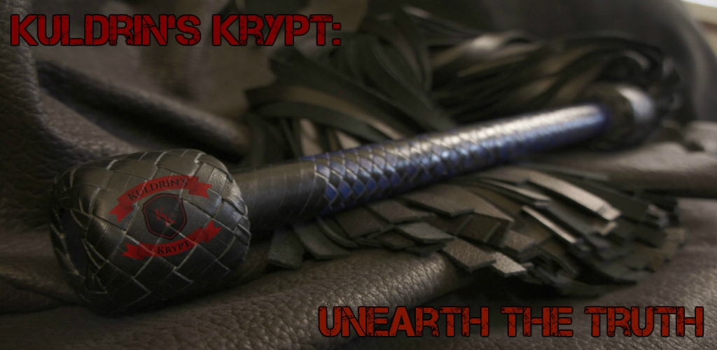 Kuldrin's Krypt A BDSM 101 Podcast