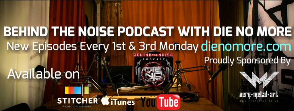 Behind The Noise Podcast