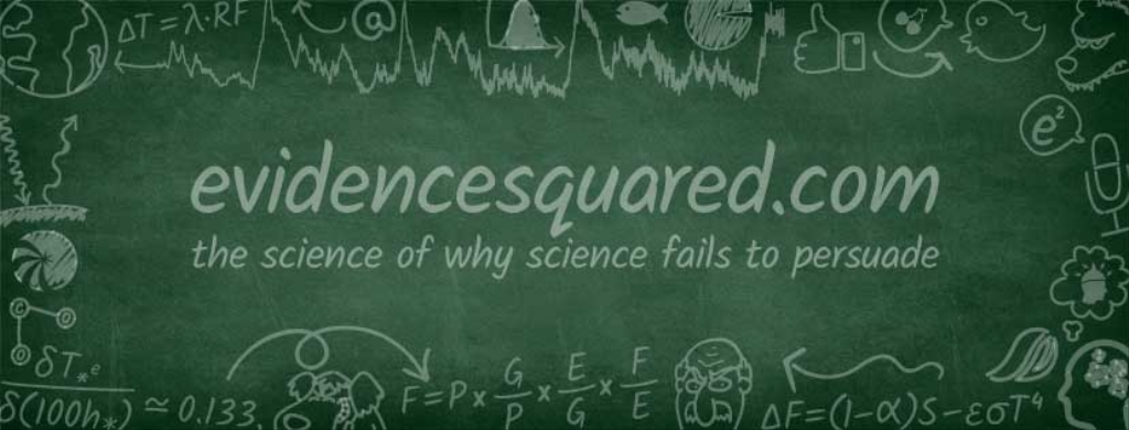 Evidence Squared