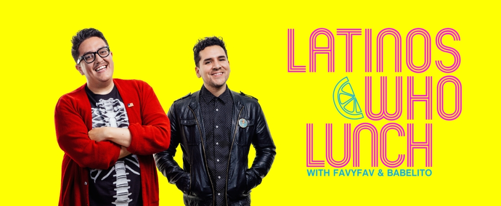 Latinos Who Lunch