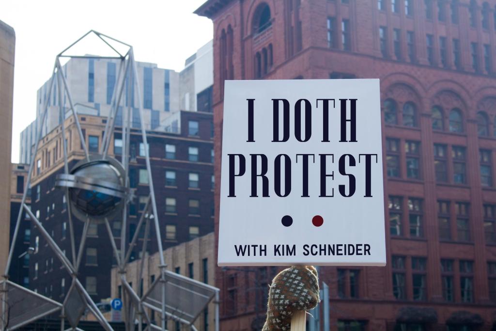 I Doth Protest