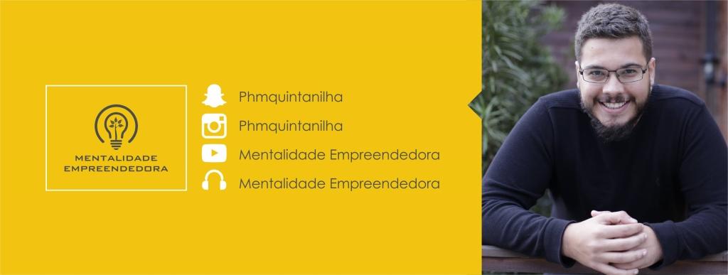 Mentalidade Empreendedora Podcast com Pedro Quintanilha