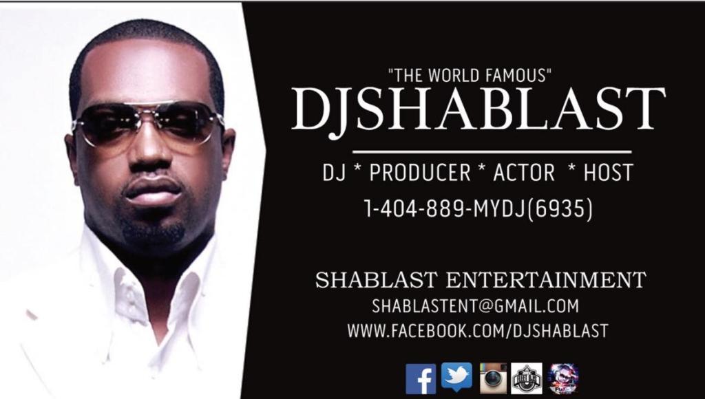 #DJShablast