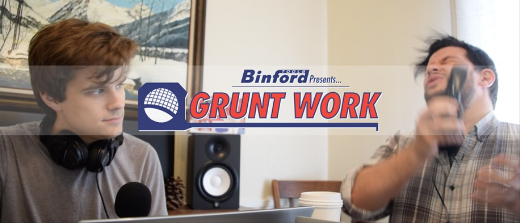 Podcast Episode | Grunt Work Podcast
