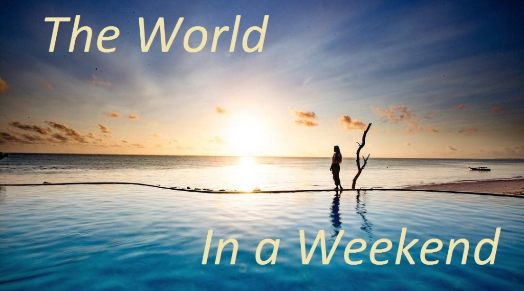 The World in a Weekend Travel Podcast