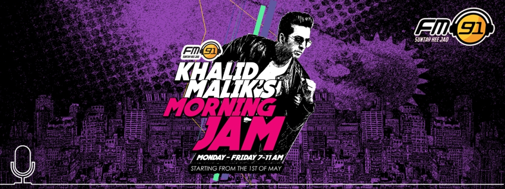Khalid Malik Morning Jam