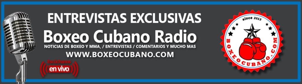 Boxeo Cubano Radio