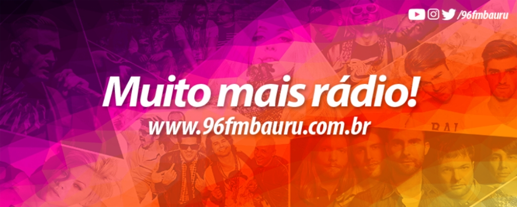Rádio 96 FM (Bauru)