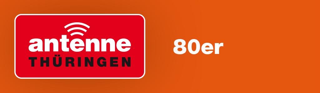 ANTENNE THÜRINGEN 80er