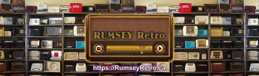 Rumsey Retro Radio