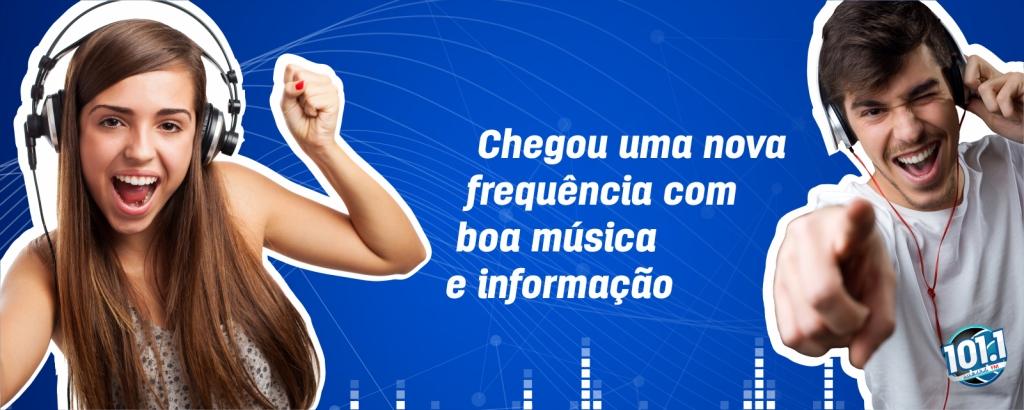 Rádio 101.1 FM (Campina Grande)