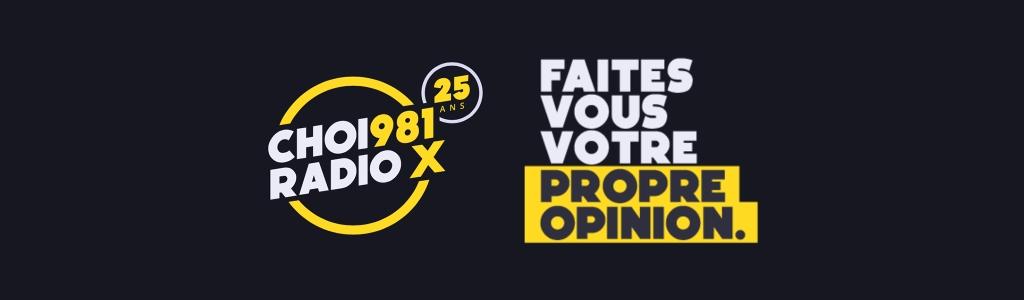 CHOI 98,1 Radio X