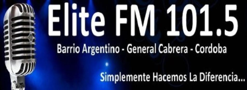 LRT 809 Elite FM 101.5 & Online - General Cabrera