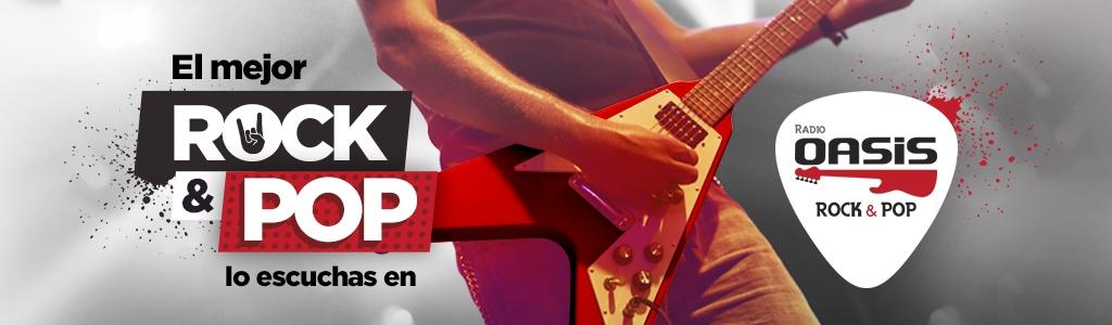 Radio Oasis Rock&Pop