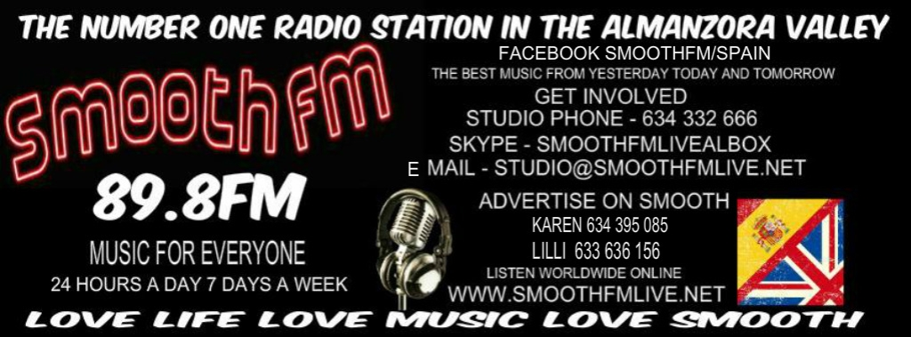 Smooth radio FM